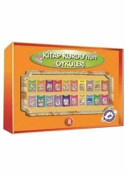 Ata Yayıncılık Kitap Kurdu nun Öyküleri 20 li Set