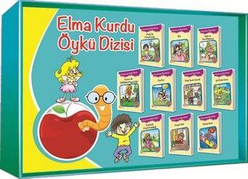 Ata Yayıncılık Elma Kurdu Öykü Dizisi 10 lu Set