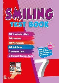Ata Yayıncılık 7. Sınıf New Smiling Legend Soru Bankası