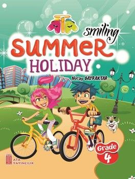 Ata Yayıncılık 4. Sınıf Summer Holiday