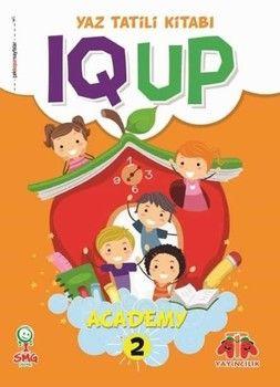 Ata Yayıncılık IQ UP Academy 2 Yaz Tatili Kitabı