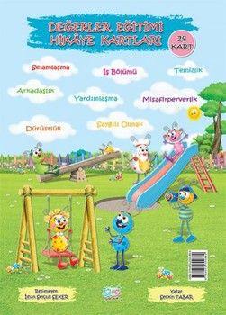 Ata Yayıncılık Değerler Eğitimi Hediye Kartları