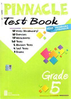 Ata Yayıncılık 5. Sınıf Pinnacle Test Book
