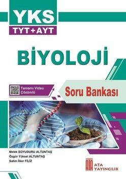 Ata Yayıncılık TYT AYT Biyoloji Soru Bankası