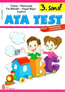 Ata Yayıncılık 3. Sınıf Tüm Dersler Etkinlikten Çek Kopar Test