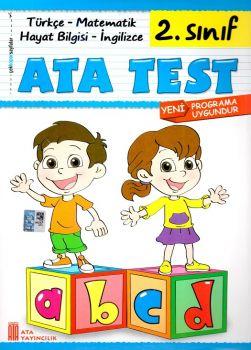 Ata Yayıncılık 2. Sınıf Tüm Dersler Etkinlikten Çek Kopar Test