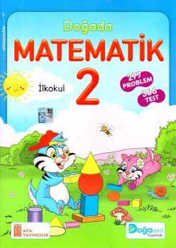 Ata Yayıncılık 2. Sınıf Doğada Matematik