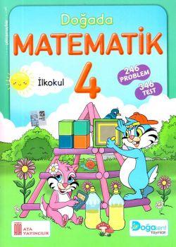 Ata Yayıncılık 4. Sınıf Doğada Matematik