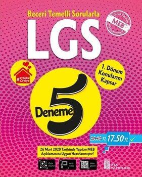 Ata Yayıncılık 8. Sınıf LGS 1. Dönem 5 Deneme