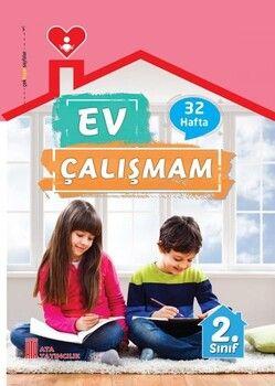 Ata Yayıncılık 2. Sınıf Ev Çalışmam Kitabı