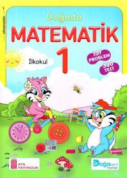 Ata Yayıncılık 1. Sınıf Doğada Matematik