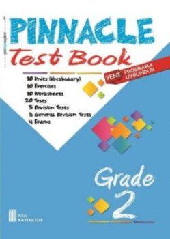 Ata Yayıncılık 2. Sınıf İngilizce Pinnacle Test Book