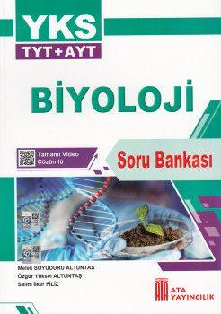 Ata Yayıncılık TYT AYT Biyoloji Tamamı Video Çözümlü Soru Bankası