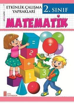 Ata Yayıncılık 2. Sınıf Etkinlik Çalışma Yaprakları Matematik