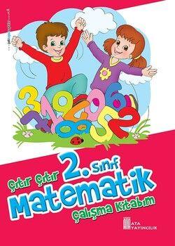 Ata Yayıncılık 2. Sınıf Çıtır Çıtır Matematik Çalışma Kitabım