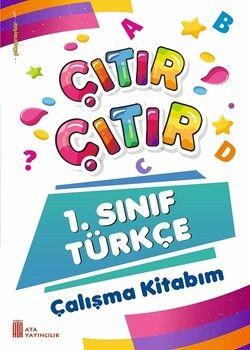 Ata Yayıncılık 1. Sınıf Türkçe Çıtır Çıtır Çalışma Kitabım