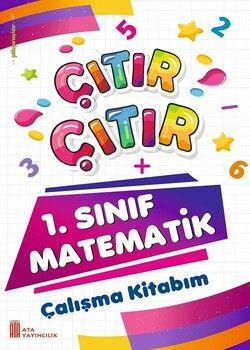 Ata Yayıncılık 1. Sınıf Matematik Çıtır Çıtır Çalışma Kitabım