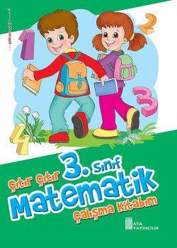 Ata Yayıncılık 3. Sınıf Çıtır Çıtır Matematik Çalışma Kitabım