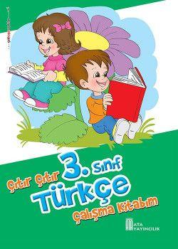 Ata Yayıncılık 3. Sınıf Çıtır Çıtır Türkçe Çalışma Kitabım