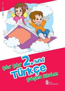 Ata Yayıncılık 2. Sınıf Çıtır Çıtır Türkçe Çalışma Kitabım