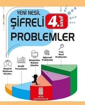 Ata Yayıncılık 4. Sınıf Şifreli Problemler