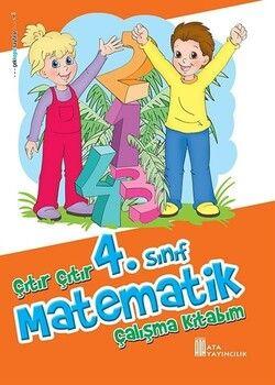 Ata Yayıncılık 4. Sınıf Matematik Çıtır Çıtır Çalışma Kitabım