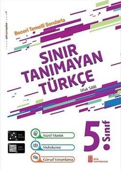 Ata Yayıncılık 5. Sınıf Türkçe Sınır Tanımayan Soru Bankası