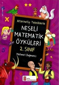 Ata Yayıncılık 2. Sınıf Neşeli Matematik Öyküleri