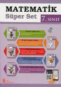 Ata Yayıncılık 7. Sınıf Matematik Süper Set