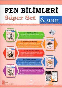 Ata Yayıncılık 6. Sınıf Fen Bilimleri Süper Set