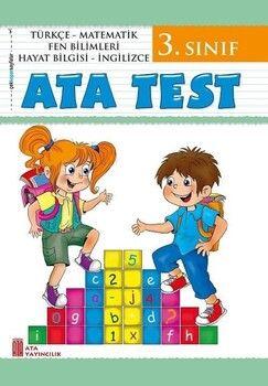 Ata Yayıncılık3. Sınıf Tüm Dersler Ata Test