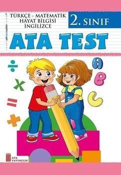 Ata Yayıncılık2. Sınıf Tüm Dersler Ata Test