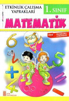 Ata Yayınları 1. Sınıf Matematik Etkinlik Çalışma Yaprakları