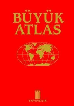Atlas Yayıncılık Büyük Atlas