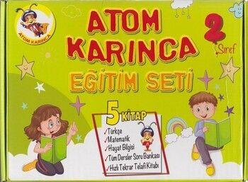 Atom Karınca 2. Sınıf Eğitim Seti