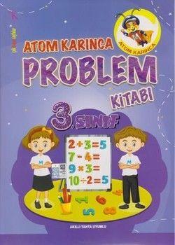 Atom Karınca 3. Sınıf Problemler Kitabı