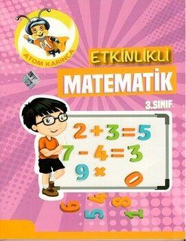 Atom Karınca 3. Sınıf Etkinlikli Matematik