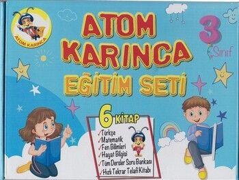 Atom Karınca 3. Sınıf Eğitim Seti