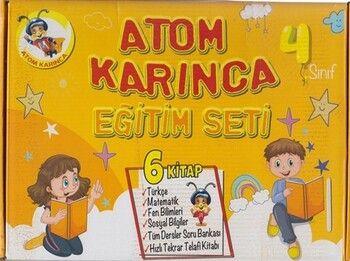 Atom Karınca 4. Sınıf Eğitim Seti