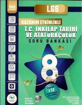 Av Akıllı Versiyon Yayınları 8. Sınıf LGS T. C. İnkılap Tarihi ve Atatürkçülük Soru Bankası