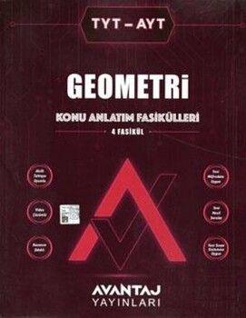 Avantaj YayınlarıTYT AYT Geometri Konu Anlatım Fasikülleri