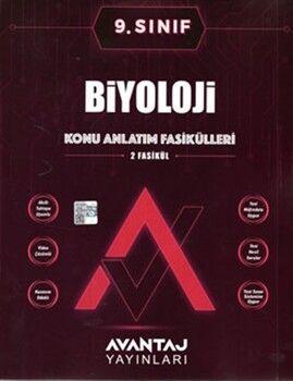 Avantaj Yayınları9. Sınıf Biyoloji Konu Anlatım Fasikülleri