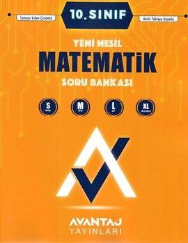 Avantaj Yayınları10. Sınıf Matematik Soru Bankası