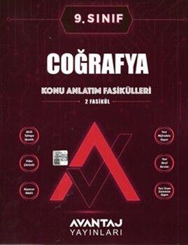 Avantaj Yayınları9. Sınıf Coğrafya Konu Anlatım Fasikülleri