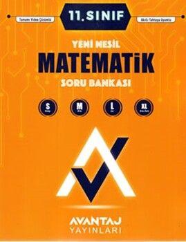 Avantaj Yayınları11. Sınıf Matematik Soru Bankası