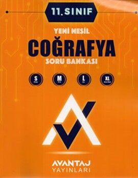Avantaj Yayınları11. Sınıf Coğrafya Soru Bankası