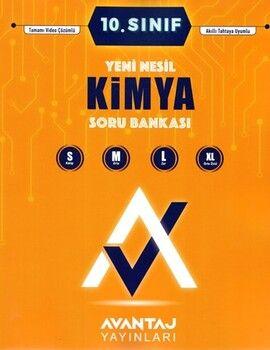 Avantaj Yayınları10. Sınıf Kimya Soru Bankası