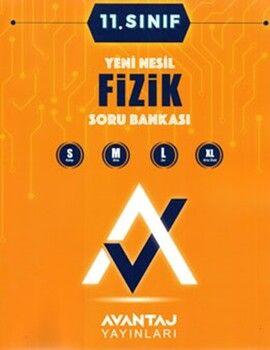 Avantaj Yayınları11. Sınıf Fizik Soru Bankası