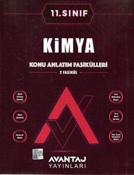 Avantaj Yayınları11. Sınıf Kimya Konu Anlatım Fasikülleri