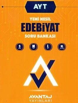 Avantaj YayınlarıAYT Edebiyat Soru Bankası